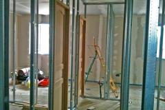 Cloison intérieures, aménagement d'espace intérieur